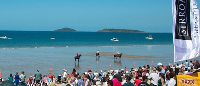 Mackay Airport Beach Horse Racing Festival
