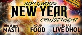 Bollywood New Year Cruise Night 2015