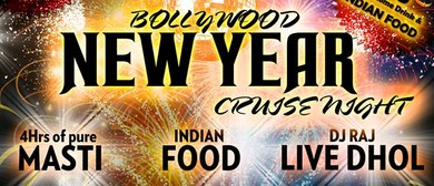 Bollywood New Year Cruise Night 2015