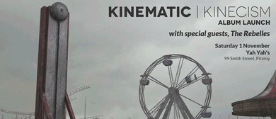 Kinematic - Kinecism (Album Launch)