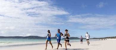 Great Whitehaven Beach Run