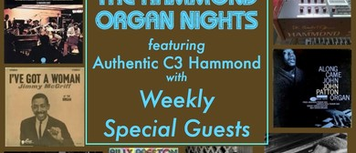 The Hammond Organ Nights - Jazz