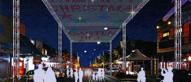 Sydney Hills Christmas Sky Show