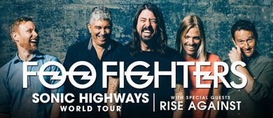 Foo Fighters - Sonic Highways World Tour