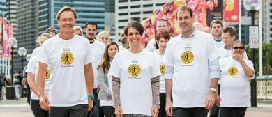 Diabetes Australia Walk to Work 2014