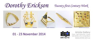 Dorothy Erickson - Twenty-First Century Work