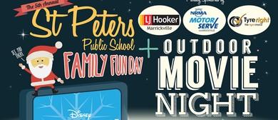 Family Fun Day & Outdoor Movie Night
