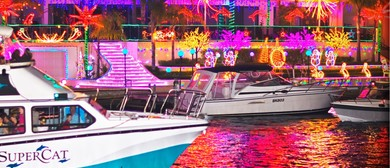 Mandurah Cruises Christmas Lights Cruises