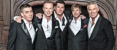 Spandau Ballet - Soul Boys of the Western World Tour