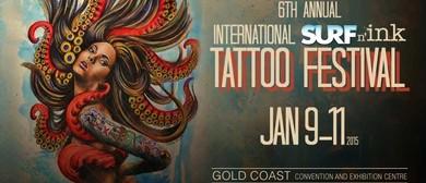 6th International Surf 'n' Ink Tattoo Festival