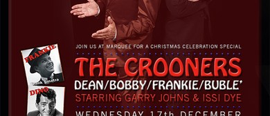 The Crooners: Dean, Bobby, Frankie, Buble