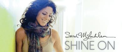 Sarah McLachlan - Shine on Tour 2015