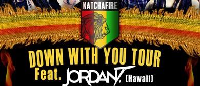 Katchafire - 'Down With You' Australian Tour