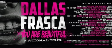 Dallas Frasca - You are Beautiful Tour