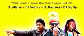 Power Cuts Reggae Club