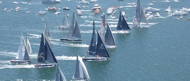 A Sailor's View of the Sydney to Hobart Yacht Race