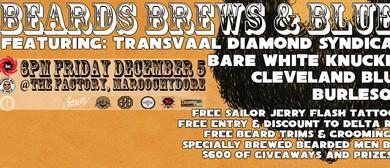 Beards Brews and Blues Festival Sunshine Coast