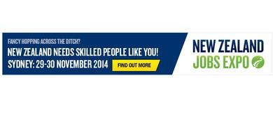 New Zealand Jobs Expo