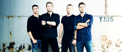 Nickelback - No Fixed Address Tour