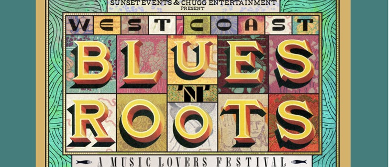 West Coast Blues N Roots 2015