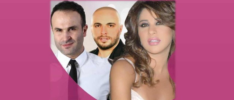 Najwa, Ayman & Carlos
