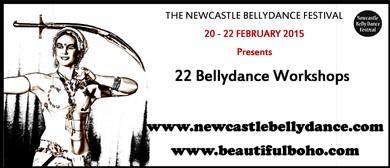 Newcastle Bellydance Festival Workshops