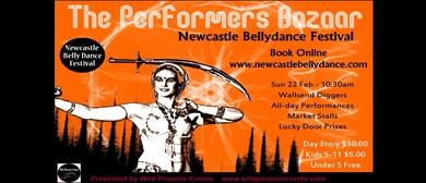 The Performers Bazaar - Newcastle Bellydance Festival