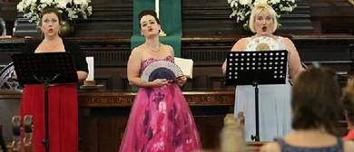 Viva La Diva Cooran 2014 - 3 Divas Opera Concert