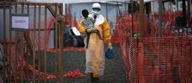 The MSF Ebola Walk