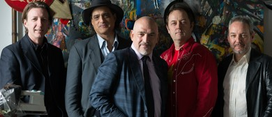 The Black Sorrows & Russell Morris Also Blue Shaddy