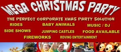 Brisbane Christmas Mega Party