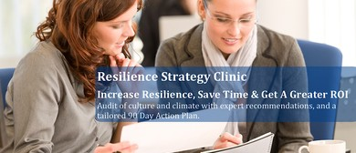 Workplace Resilience Strategy Clinic