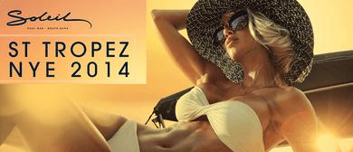 Soleil St Tropez NYE 2014