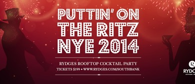 Rooftop Puttin' on the Ritz NYE 2014
