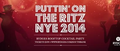 Rooftop Puttin' on the Ritz NYE 2014