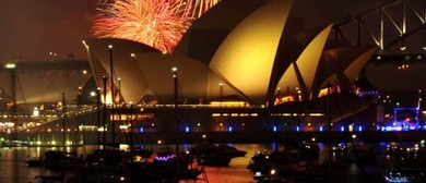 New Year Eve Sydney Harbour Cruise