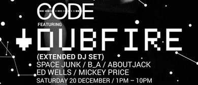 T1000 pres. Code Featuring Dubfire