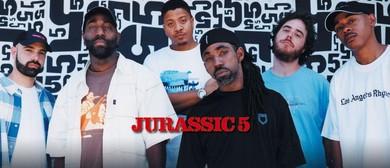 Jurassic 5 - Bluesfest Sideshow