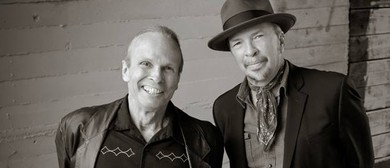 Dave Alvin and Phil Alvin with the Guilty Ones - Bluesfest