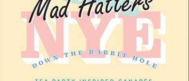 Mad Hatters New Years Eve