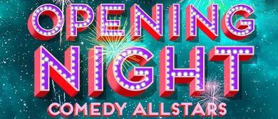 Opening Night Comedy Allstars Supershow - MICF