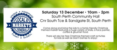 South Perth Local & General Markets