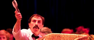 Adelaide Fringe - Faulty Towers The Dining Experience