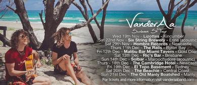 VanderAa - Sunlovers St Tour