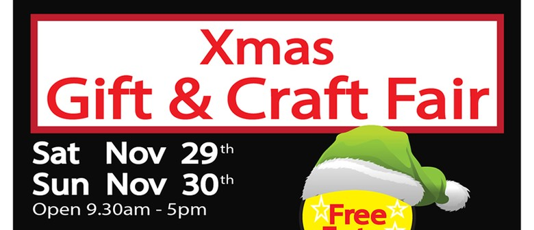 Xmas Gift & Craft Fair