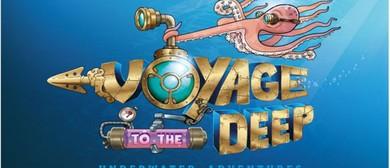 Voyage to the Deep: Underwater Adventures