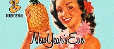 New Year's Eve Island Style Party