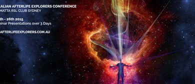 Australian Afterlife Explorers Conference