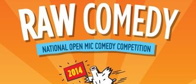 Raw Comedy 2015 - WA State Final