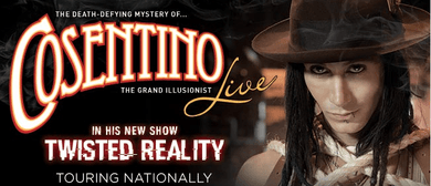 Cosentino The Grand Illusionist - Twisted Reality